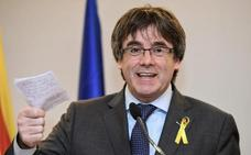 Puigdemont asegura que solo volverá si «tiene garantías» de no ser detenido