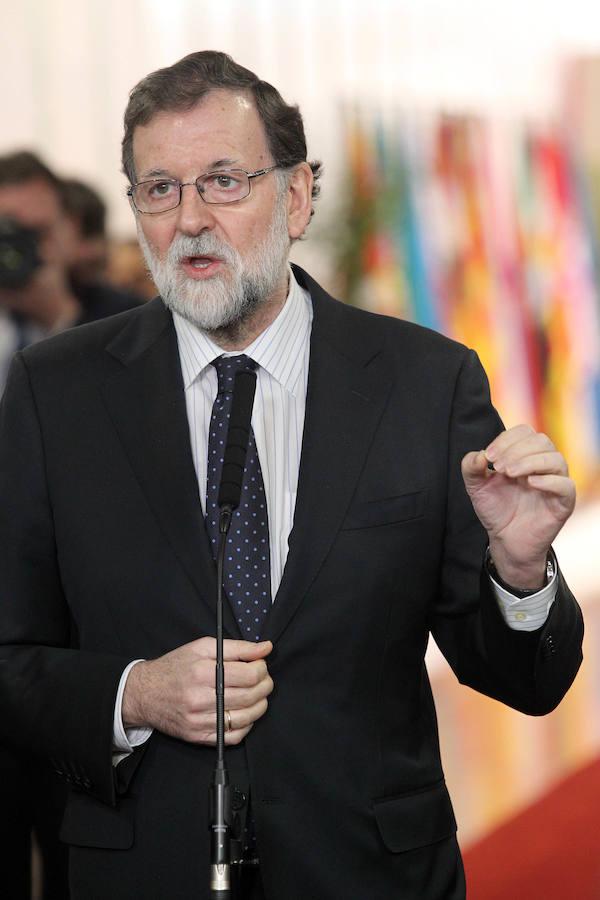 Herrera 'honra' la Constitución