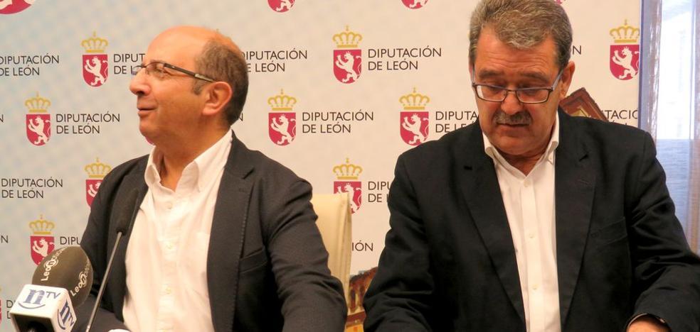 La Diputación y la Junta destinan 766.500 euros al Plan Forestal que ha limpiado 550 hectáreas de monte
