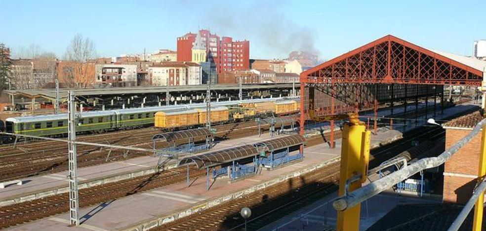 León espera «un lugar adecuado» para albergar el museo del Ferrocarril ante la «falta de voluntad política»