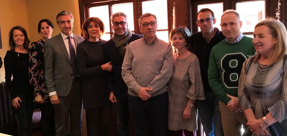 La delegación de Ponferrada del Colegio de Abogados renueva su directiva con Yolanda Álvarez al frente