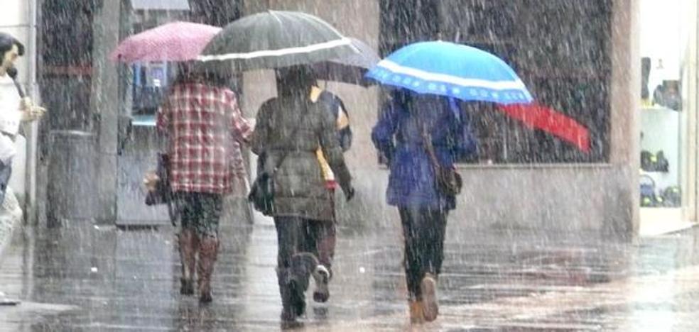 Precipitaciones y temperaturas por debajo de los 0 grados marcan el fin de semana en León