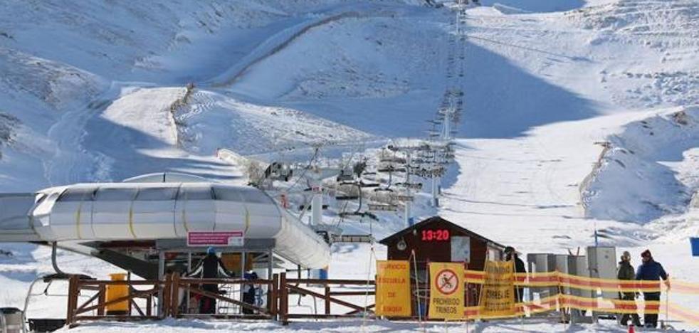 San Isidro ampliará su oferta de kilómetros esquiables hasta los 10,4 de cara a este fin de semana