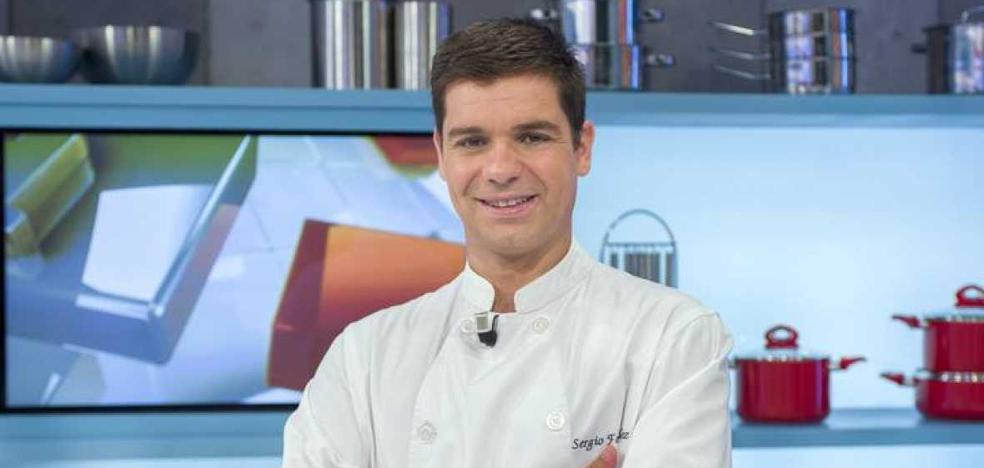 San Facundo dedica su parque al cocinero del programa 'España Directo', Sergio Fernández