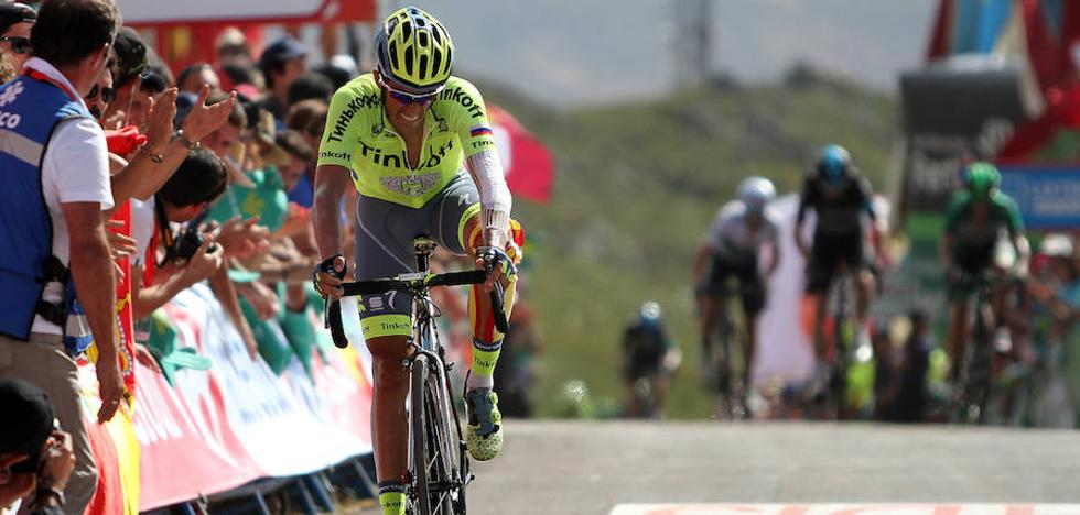 La Camperona y Picos, jueces en el penúltimo fin de semana de la Vuelta a España