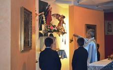 Peñacorada se pone bajo la protección de la Inmaculada