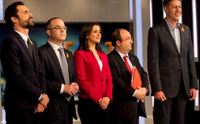 ERC se erige como la «única fuerza» soberanista que puede frenar a Ciudadanos y al 155