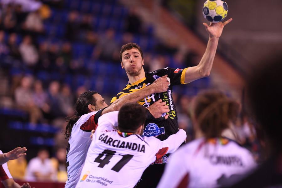 CB Logroño 32-29 Abanca Ademar