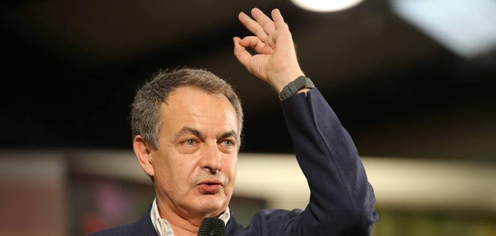Zapatero arropará a Miquel Iceta en el mitin central de Barcelona junto con Pedro Sánchez