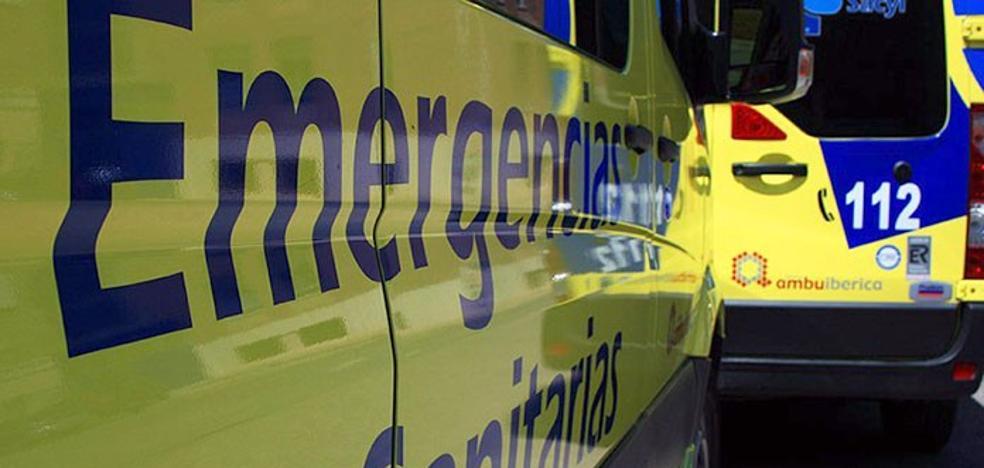 Fallece un varón de 38 años tras tras sufrir un accidente con su vehículo en La Sobarriba