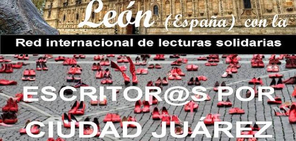 León se une a la Red Internacional de Escritores por Ciudad Juárez