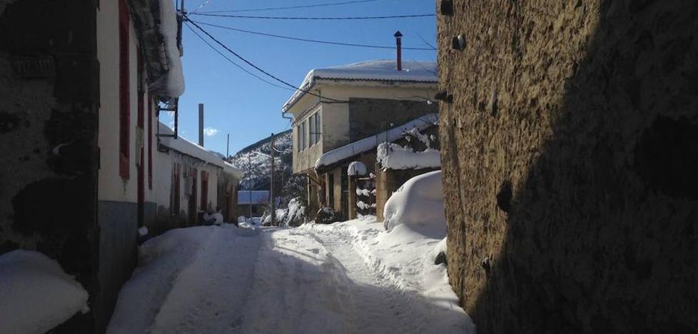 La nieve embellece León