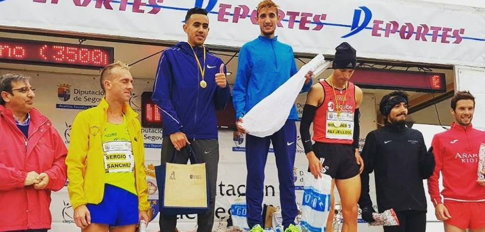 Sánchez roza el podio en Cantimpalos