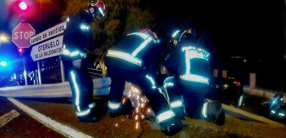 El puente se salda con un fallecido y 5 heridos en las carreteras de León