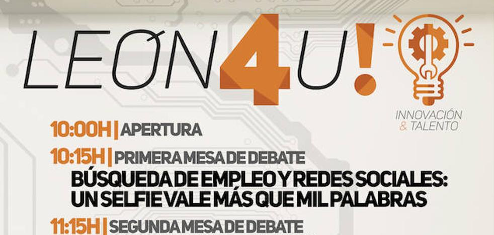 León4U-Innovación y Talento conectará a estudiantes y jóvenes con empresas innovadoras