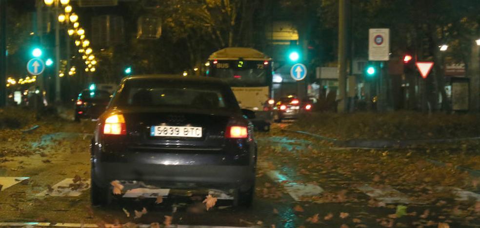 'Ana' provoca 150 incidentes por el viento en Castilla y León