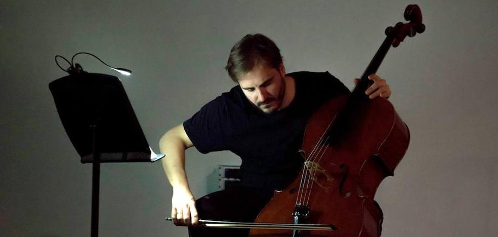 El Albéitar acoge este martes un concierto de violonchello a cargo de Esteban Belinchón