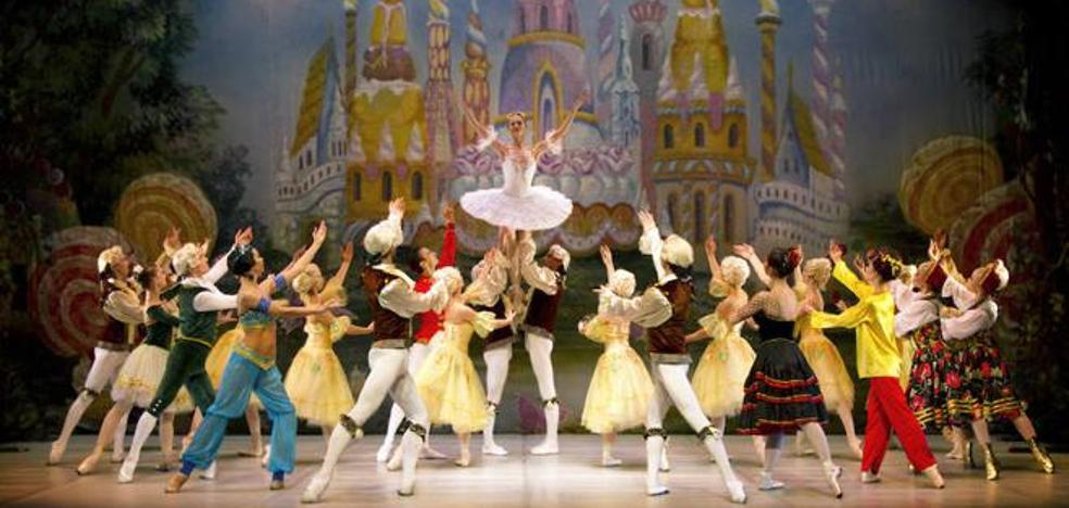 El Russian Classical Ballet llega el 9 de enero al Auditorio de León para interpretar 'El Cascanueces'
