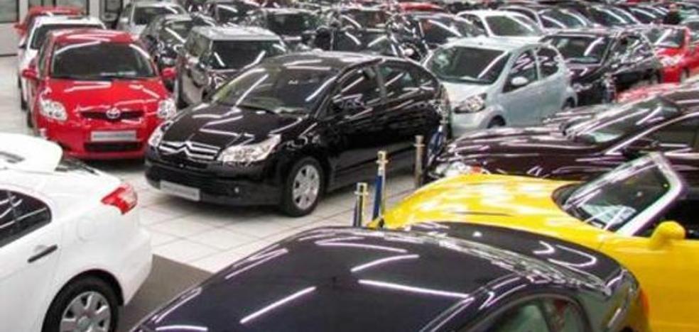 Las ventas de coches usados caen en noviembre un 9,6% en León, hasta las 1.611 unidades