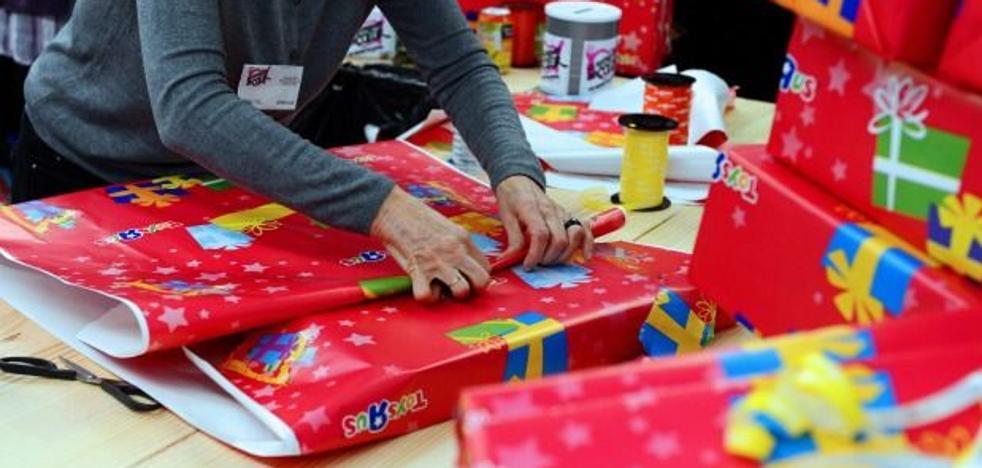 Cada leonés se gastará más de 540 euros esta Navidad, un 0,69% menos que en 2016
