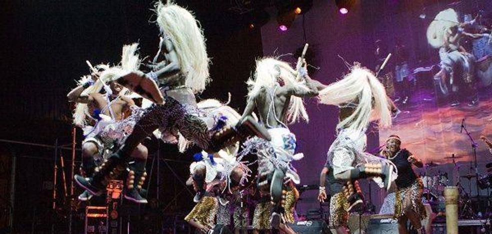 El tercer encuentro etnográfico 'Tradición y Vida' lleva el sábado al San Francisco a los danzantes de Carrizo y los antruejos de Velilla