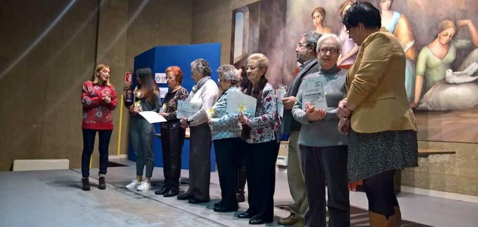 San Andrés reconoce la labor de sus voluntarios con un homenaje en la Casa de Cultura de Pinilla