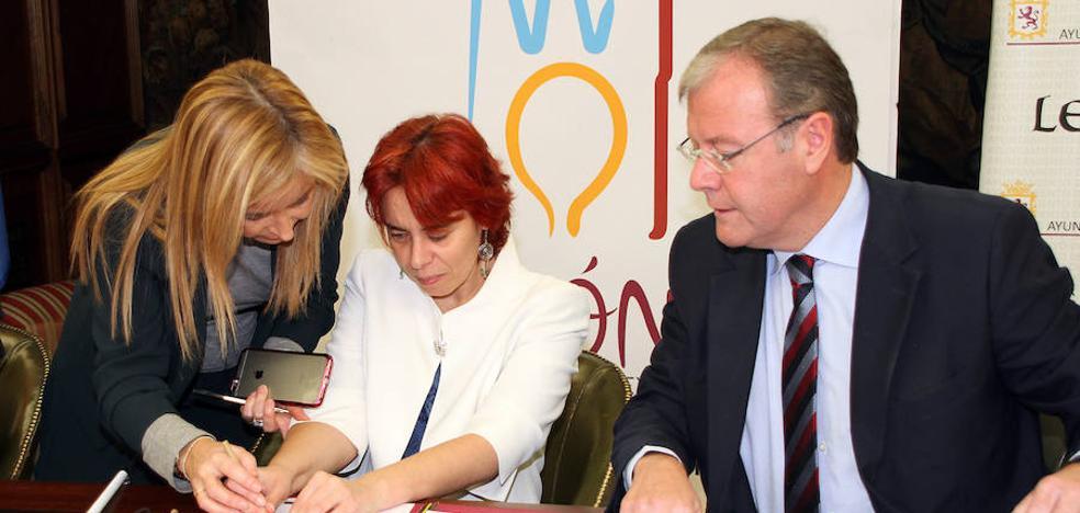 Inserta logra en León que las personas con discapacidad firmen 154 contratos de trabajo en 2017