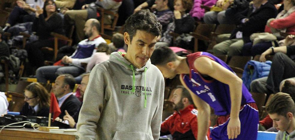 Jorge Álvarez: «Debemos jugar con humildad y con ambición»