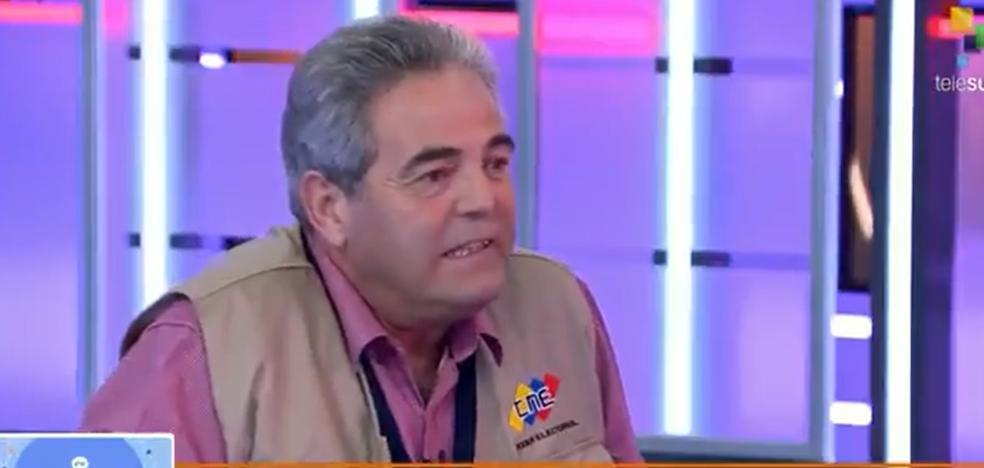 Un alcalde socialista defiende el sistema electoral de Venezuela y su democracia «envidiable»