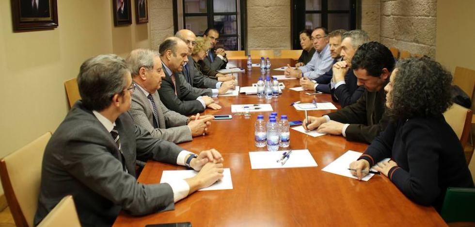 Empresarios de León y Ourense piden la agilización de la A-76 y reclaman información del proyecto