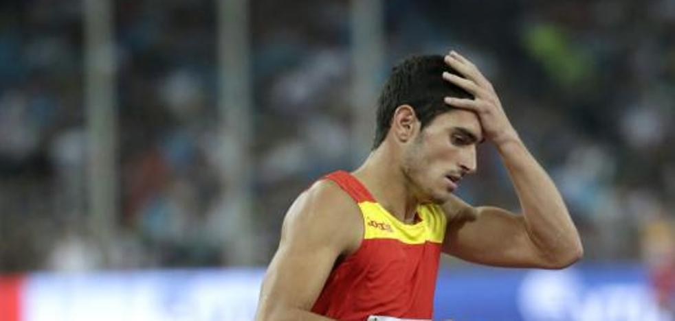 Jorge Ureña, el mejor atleta del año