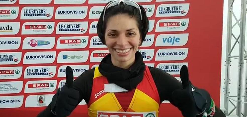 Nuria Lugueros, en la selección europea que irá al Cross de Edimburgo