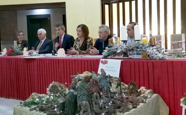 La Diputación presenta las actividades de la celebración del 50 aniversario de la apertura del Centro Ocupacional de Astorga