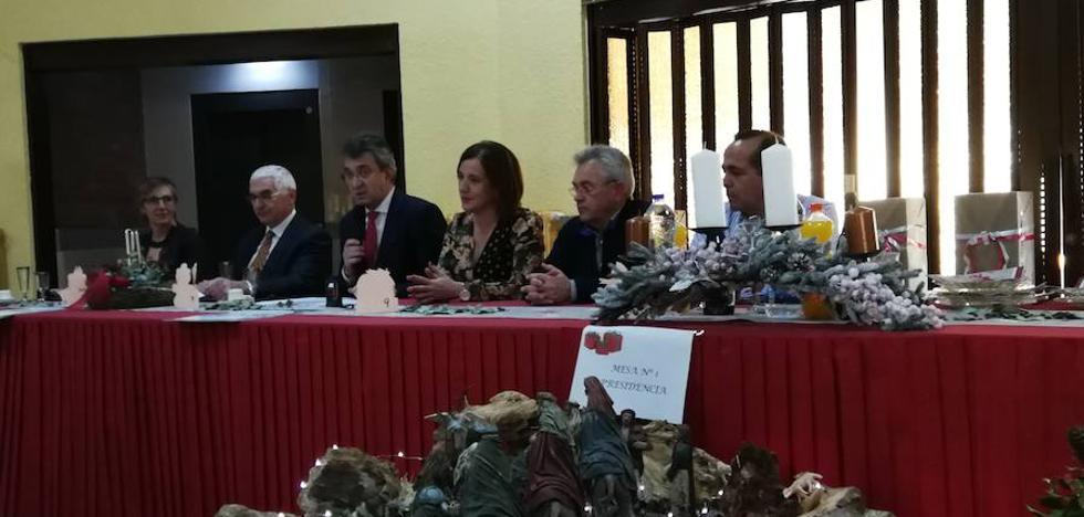 La Diputación elogia la acción de Cosamai con su 135 usuarios en su 50 aniversario