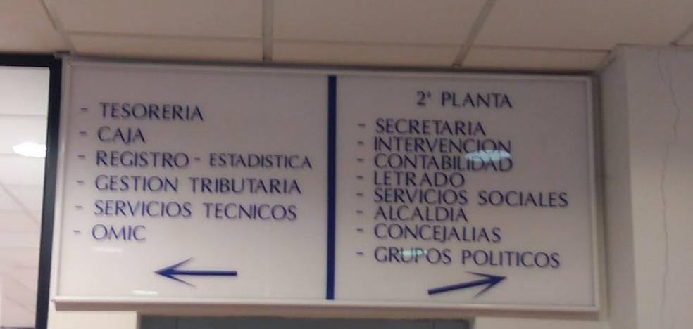 UPL de San Andrés denuncia que el equipo de gobierno es «incapaz de organizar los servicios municipales»