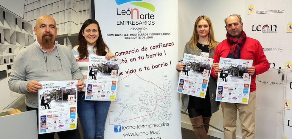 Más de un centenar de artistas de toda España participarán en el I Concurso de Pintura Rápida
