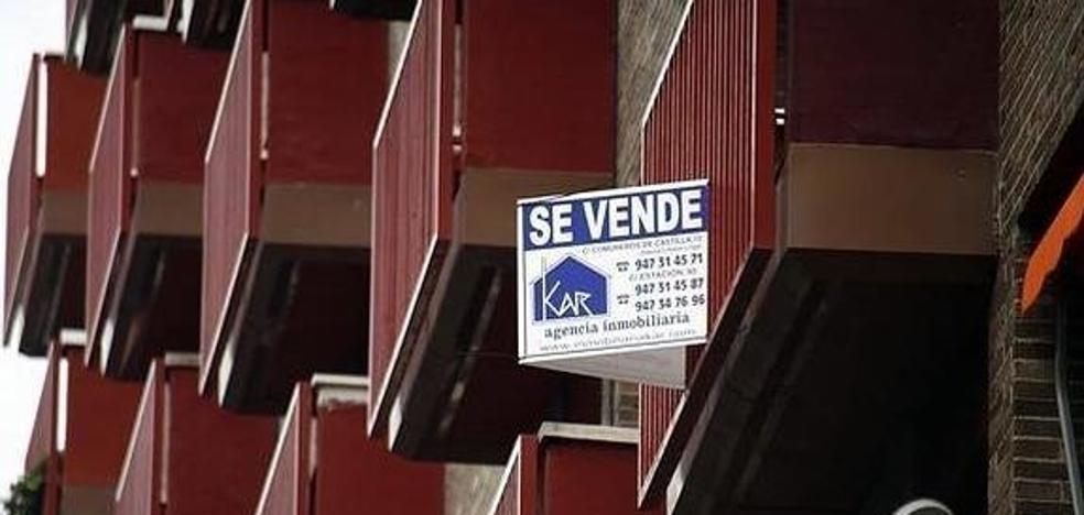 Los lanzamientos por ejecuciones hipotecarias bajan un 2,5% en el tercer trimestre en Castilla y León, hasta las 533