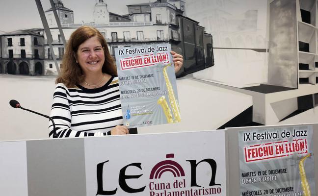 'Feichu en Llión' inunda Espacio Vías del mejor jazz
