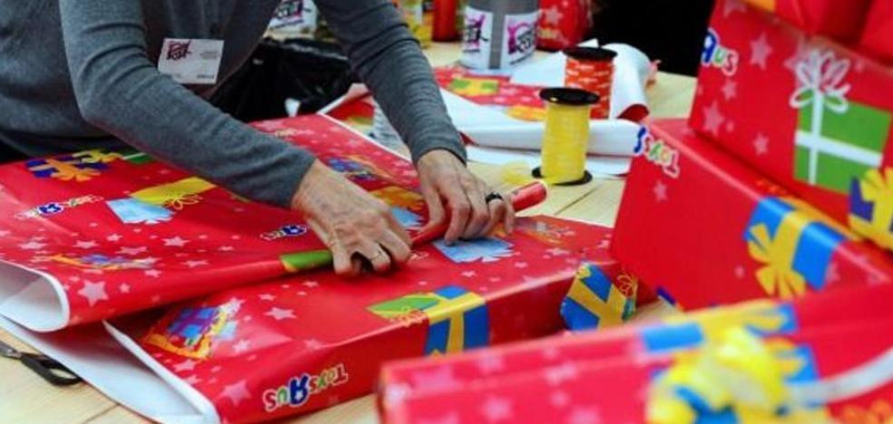 Cruz Roja Bembibre inicia su tradicional campaña de recogida de juguetes