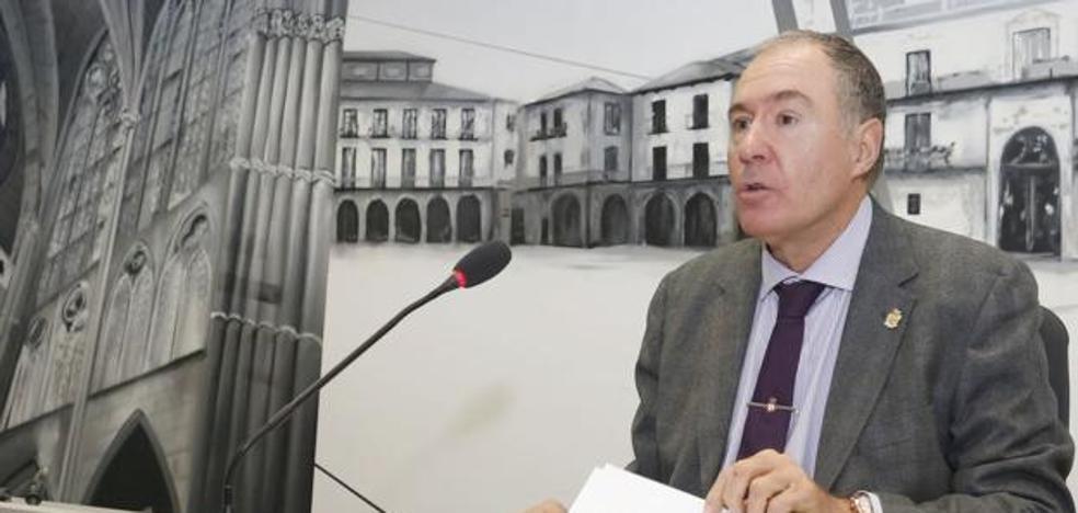 UPL lamenta el «contubernio» del PP y C's que impide conocer el borrador de los presupuestos