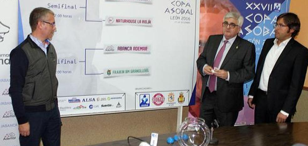 El sorteo de la Copa Asobal tendrá lugar en el Museo del Deporte