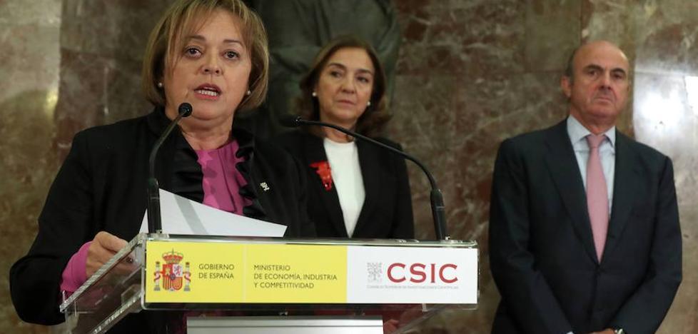 La nueva presidenta del CSIC ve necesario el carbón aplicando tecnologías respetuosas con el medio ambiente