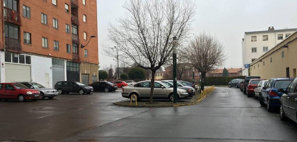 San Andrés actuará en la calle Luceros para ampliar el espacio disponible de aparcamiento