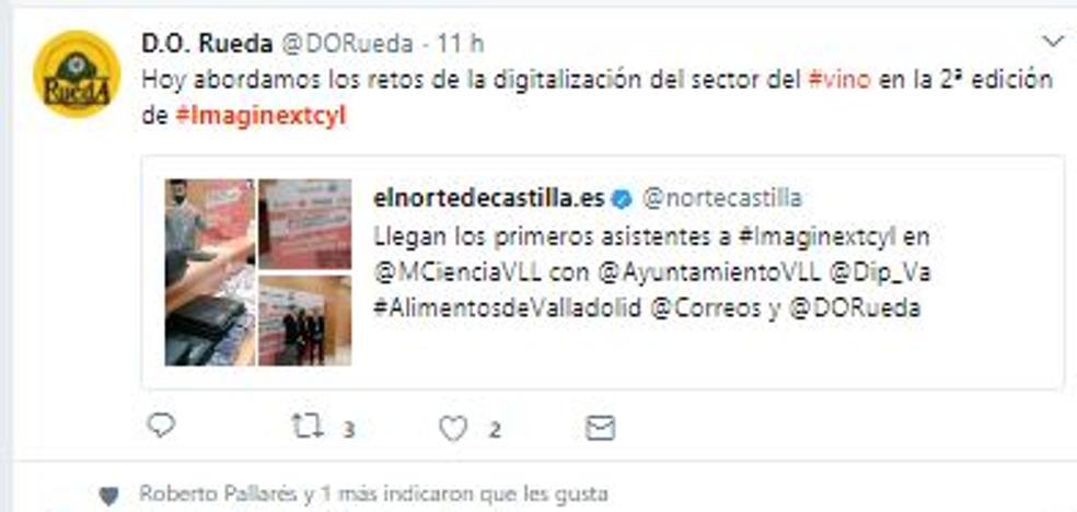 Así han relatado las redes sociales la jornada Imaginext Castilla y León