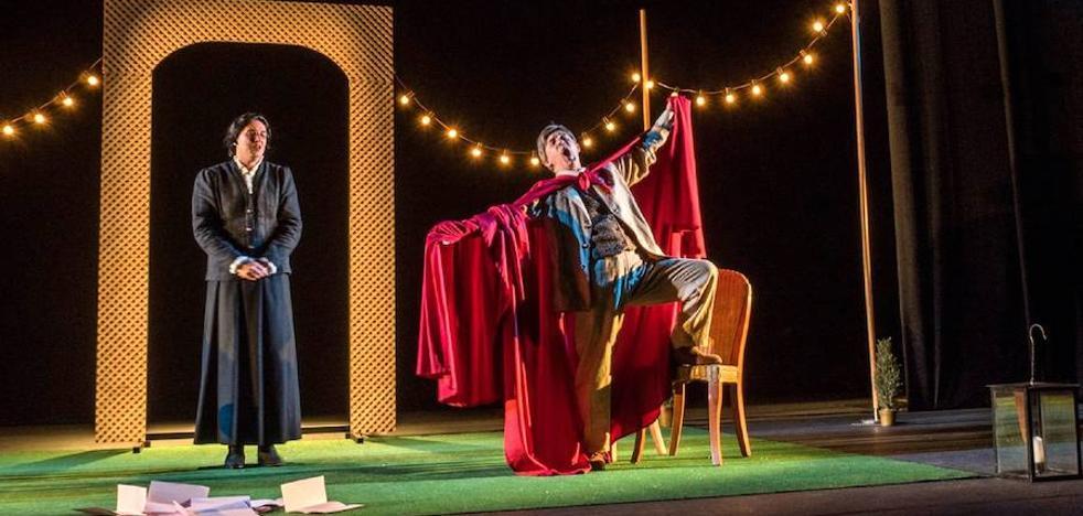 Teatro del Norte presenta la tragicomedia 'Don Perlimplín' de Lorca en el Albeitar