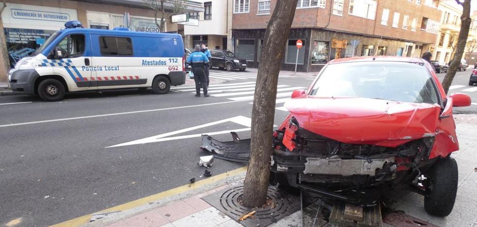 León registra siete fallecidos en accidentes urbanos durante el 2015