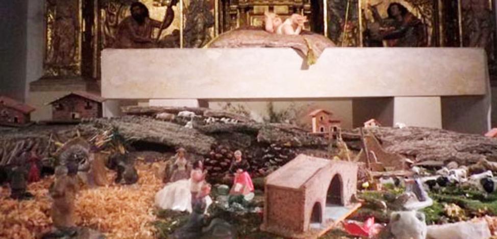 'El misterio de la Navidad' en Palat del Rey