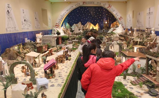 La localidad de Cuadros presenta una amplia programación de Navidad