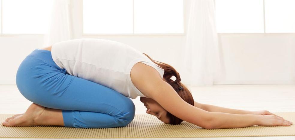 'Yoga por una buena causa' en La Virgen del Camino