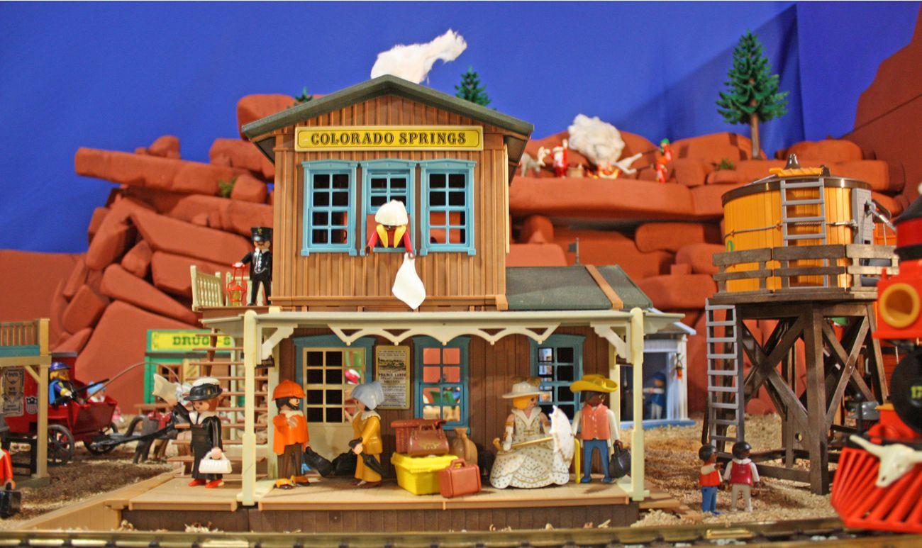 Navidad 'Playmobil' en Gordoncillo